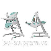 Стілець-гойдалка CARRELLO Cascata CRL-10303 Azure Green /1/ MOQ