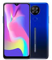 Смартфон Blackview A80s (синий, blue) 4/64ГБ - ОРИГИНАЛ - гарантия!