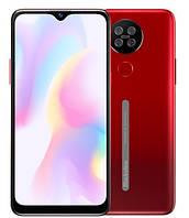 Смартфон Blackview A80s (красный, red) 4/64ГБ - ОРИГИНАЛ - гарантия!