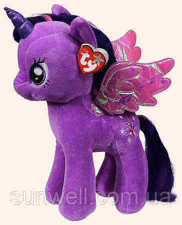 TY My little pony Twilight Sparkle , 20см, фото 2