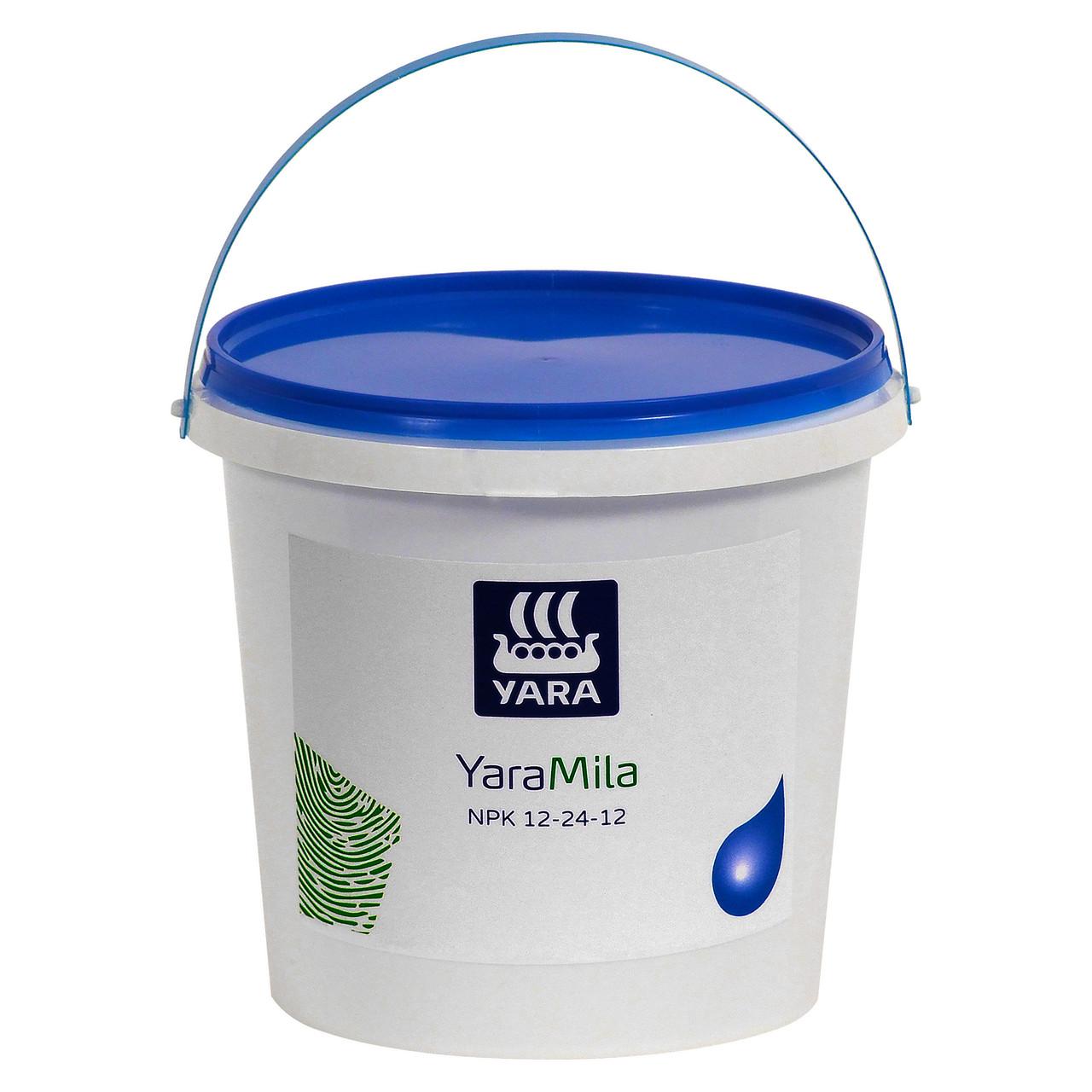 Комплексное удобрение для картофеля, удобрен для овощей, удобрение для капусты YaraMila NPK 12-24-12, (5,0кг)