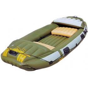 Двухместная Лодка надувная Bestway 65008 Neva III
