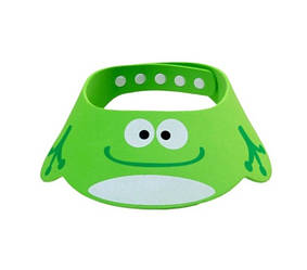 Защитный детский козырек для мытья головы Roxy Kids RKG-210 (зеленый)