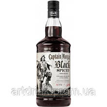 Diageo Captain Morgan Black Spiced Rum 1L