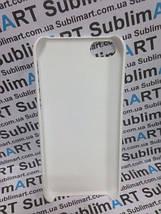 Чехол для 2D сублимации Iphone 5C Белый Soft-touch, фото 3
