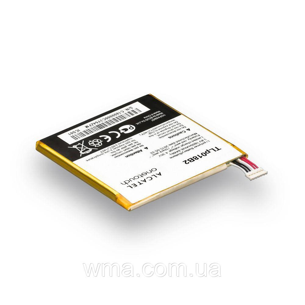 Аккумулятор Alcatel One Touch 7024 / TLp018B2 / TLP018B4 Характеристики AAAA