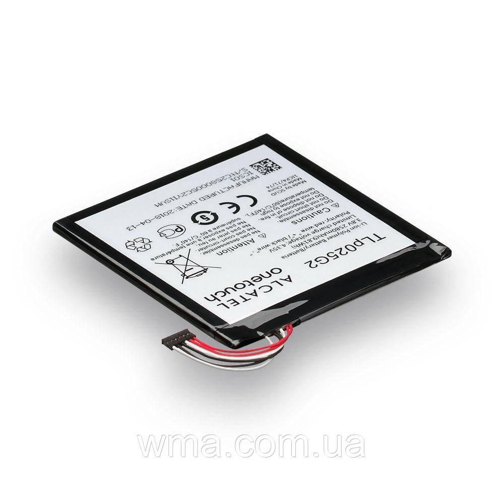 Аккумулятор Alcatel One Touch Pixi 4 / TLp025G2 Характеристики AAAA