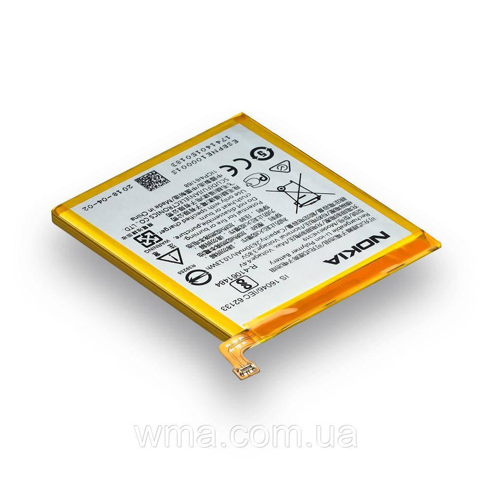 Аккумулятор Nokia HE319 / Nokia 3 Dual Sim Характеристики AAAA