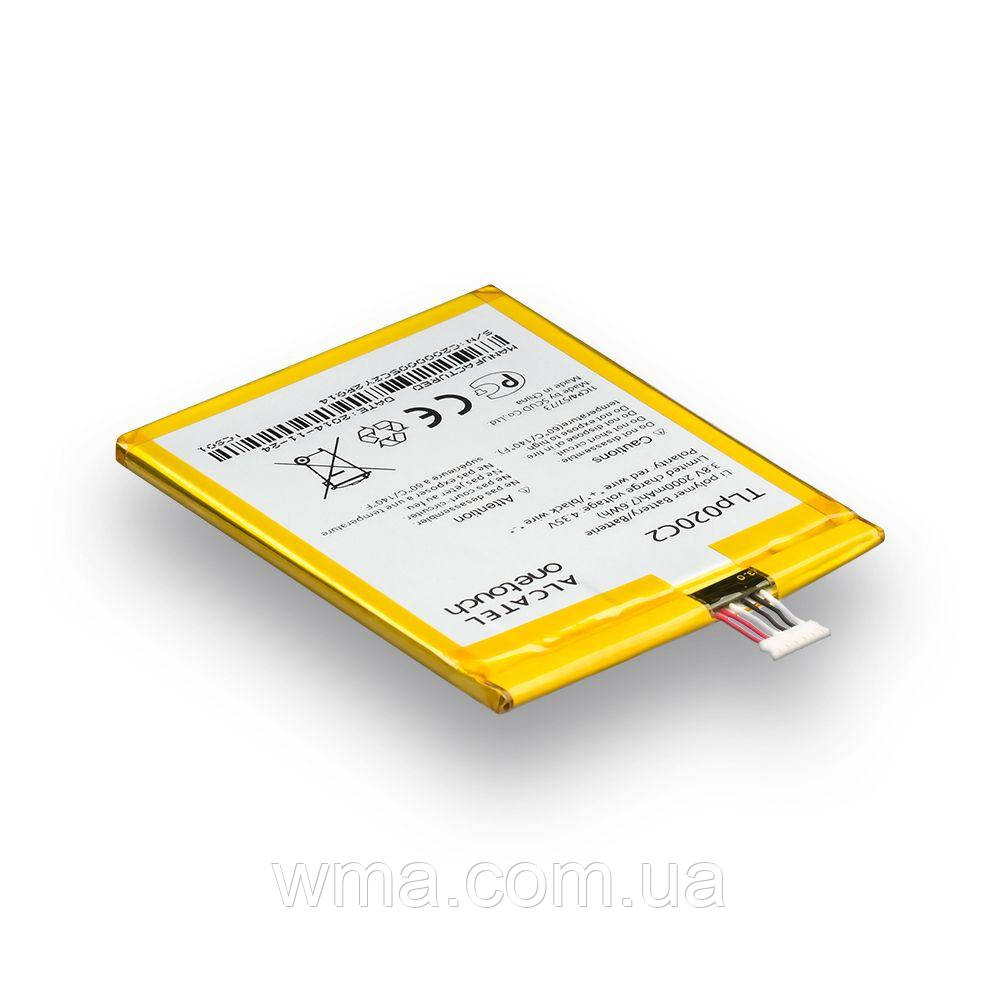 Аккумулятор Alcatel One Touch Idol X 6040D / TLp020C2 Характеристики AAAA