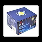 Налобний світлодіодний акумуляторний ліхтар T20, Чорний, фото 6