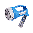Ручной аккумуляторный фонарь YJ-2804, Синий, фото 2
