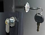 """Шкаф 19 """" 24U , 610 х 865 мм ( Ш * Г ) , черный, фото 6"""