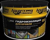 Мастика битумно-резиновая кровельная AguaMast (18кг)