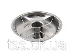 Тарелка магнитная MASTERTOOL 148 мм 4 секции 81-2148