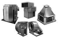 Вентиляторы дымоудаления вытяжные и подпора воздуха