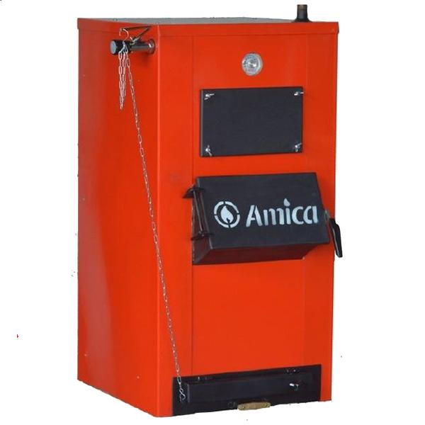 Твердотопливный котел Amica Solid 30