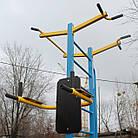 Тренажер уличный, комплекс спортивный., фото 2