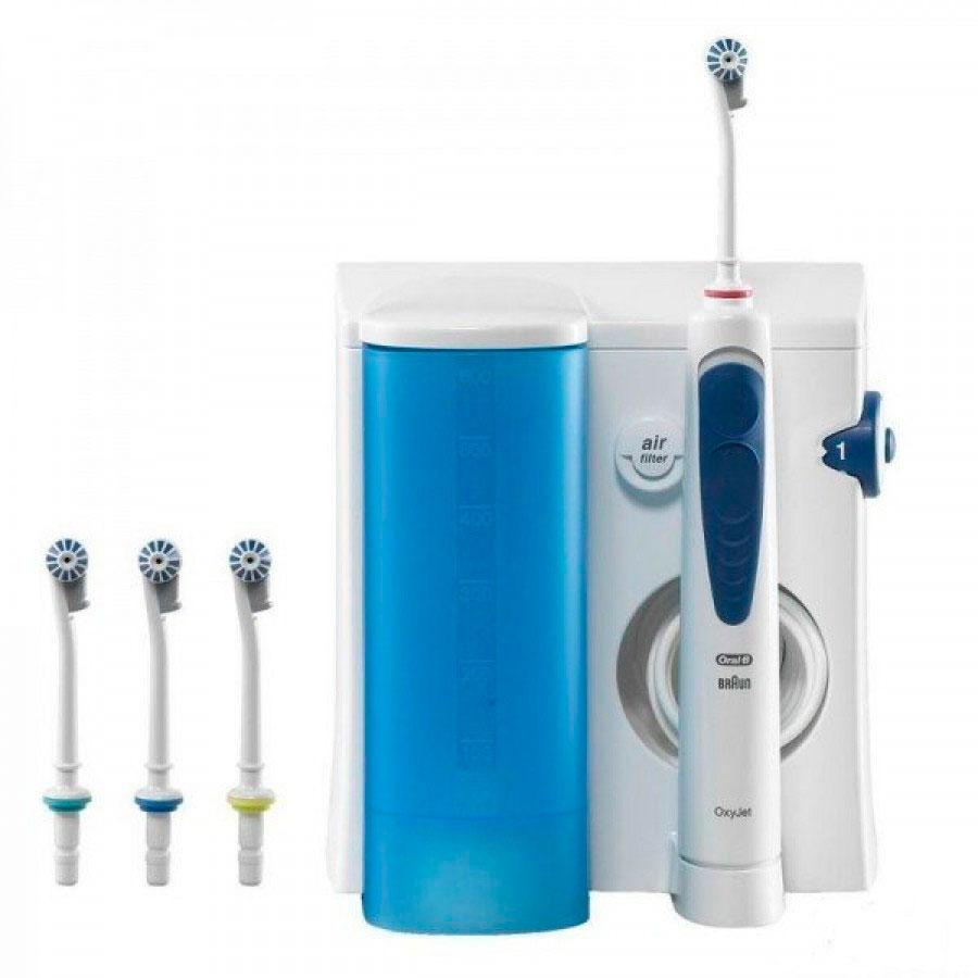 Braun / Ирригатор Oral-B MD20 OxyJet Professional Care 4 насадки