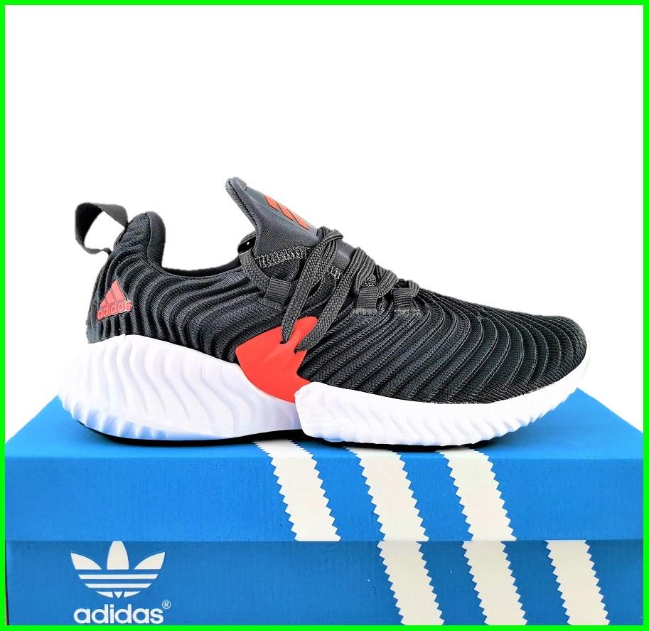 Кросівки Чоловічі Adidas Alphabounce Сірі Адідас (розміри: 41,43,44,45,46) Відео Огляд