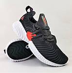 Кросівки Чоловічі Adidas Alphabounce Сірі Адідас (розміри: 41,43,44,45,46) Відео Огляд, фото 2