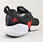 Кросівки Чоловічі Adidas Alphabounce Сірі Адідас (розміри: 41,43,44,45,46) Відео Огляд, фото 4