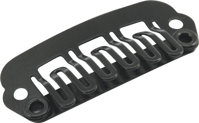 Клипсы для волос HC-01 ,черные