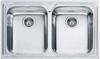 Кухонная мойка Franke LLL 620-79 (декор)