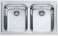 Кухонная мойка Franke LLX 620-79 (полированная)