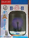 Портативна колонка Ailiang KOLAV-J801 (FM/USB/Bluetooth), фото 7