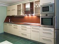 Кухня под заказ по индивидуальным размерам в г. Киеве.