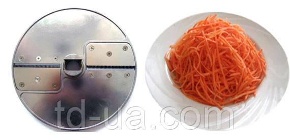 Нож для нарезки соломкой 2х2 (МПР-350М, МПО-1)