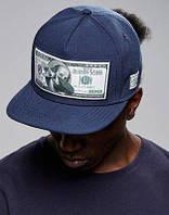 Снэпбек Snapback Кепка Бейсболка Снепбек Cayler Sons 100$ Темно-синий, фото 1