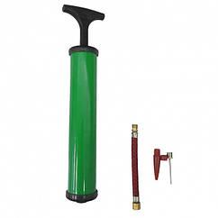 Насос ручний для надувних виробів MS 0569 Зелений