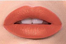 Стойкий маркер для губ Sport&plage, тон оранжевый