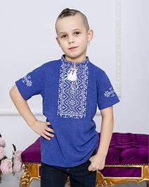 Детские вышиванки для мальчика