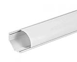 Алюмінієвий кутовий профіль для ЛЕД освітлення ЛПУ-16/ ПУ-20, фото 4