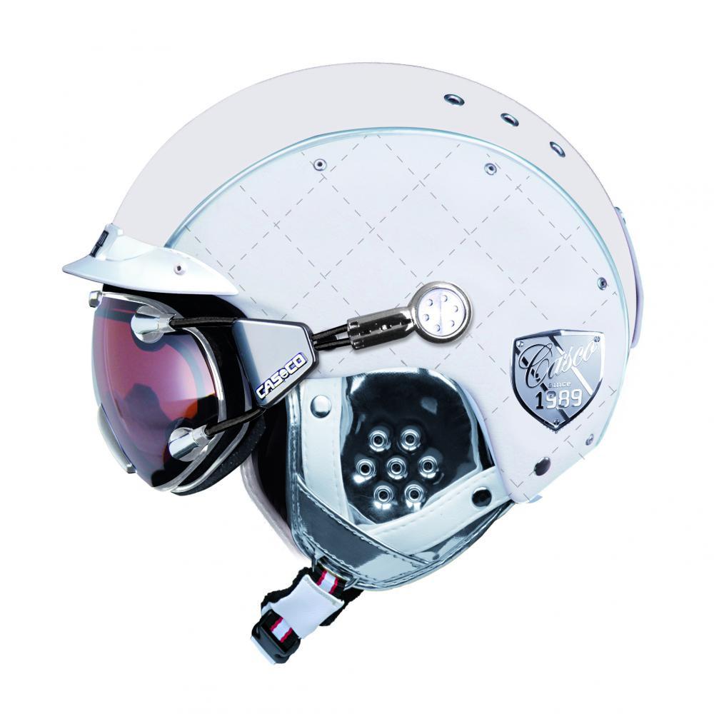 Горнолыжный шлем Casco SP-3 LIMITED ICE WEISS (MD)