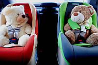 Детские автокресла, цвета в ассортименте