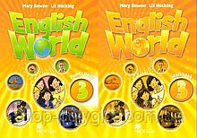English World 3 Pupil's Book with eBook + Workbook (Учебник и рабочая тетрадь)
