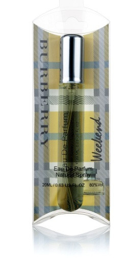 Burberry Weekend edp 20ml парфуми ручка спрей скло