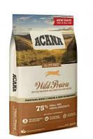 Acana Wild Prairie Cat  4,5кг - корм для кошек с курицей, индейкой и рыбой