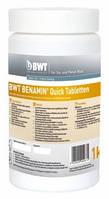 Быстрорастворимые таблетки на основе хлора BWT BENAMIN Quick (1 кг)