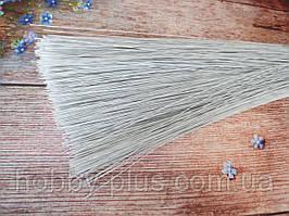 Флористична дріт в паперовій обплетенні (№ 26), 0,4 мм 60 см 50 шт/уп