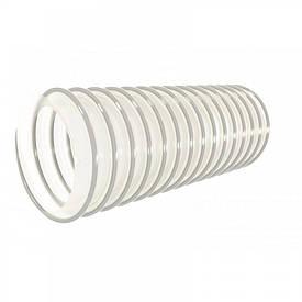 023CF2 Шланг для аспирации AIRSPAL SUPRA PU шланг армований спіральний (поліуретан-металл)