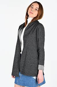 Кардиган женский серый AAA 128631P