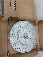 Гальмівний диск передній для Acura MDX / Honda Pilot 45251-STX-A00