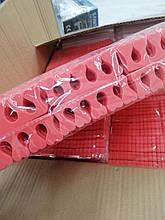 Одноразовые растопырки для пальцев, 100 пар
