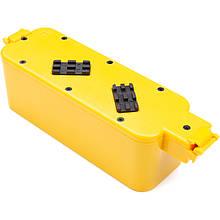 Аккумулятор PowerPlant для пылесоса iRobot Roomba 400 14.4V 3Ah Ni-MH (JYX-RMB400)