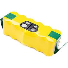 Аккумулятор PowerPlant для пылесоса iRobot Roomba 500, 510 14.4V 3Ah Ni-MH (JYX-RMB500)