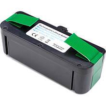 Аккумулятор PowerPlant для пылесоса iRobot Roomba 500, 510 14.4V 5.2Ah Li-ion (JYX-RMB500LI)